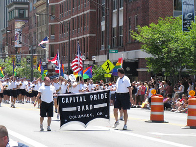 CAPITAL PRIDE BAND