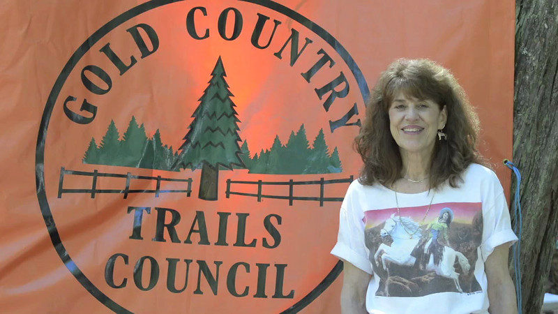 Linda Lanzoni for Gold Country Trails Council Thanking Everyone for Participating.