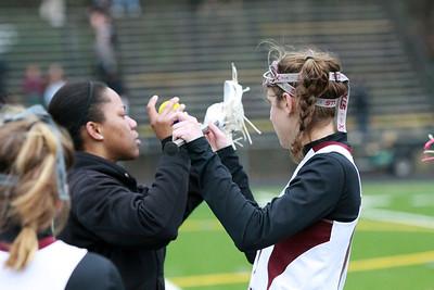 G.D. GIRLS LAX @ W.A. 3-29-2012