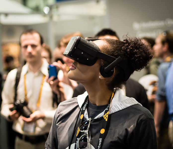 Oculus Rift VR at GDC 2015