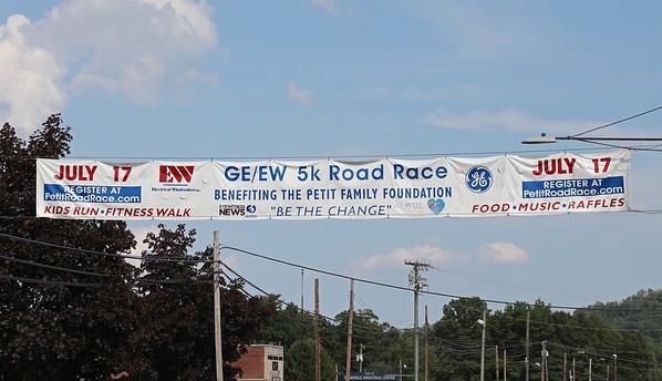 GE & EW & Petit 5k pre-race Pasta Dinner, 2016
