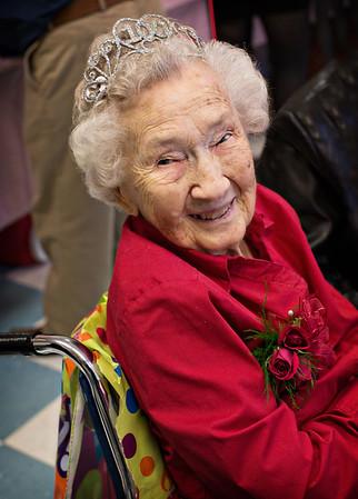 GG's 100th Birthday