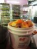 Bucket o' donuts