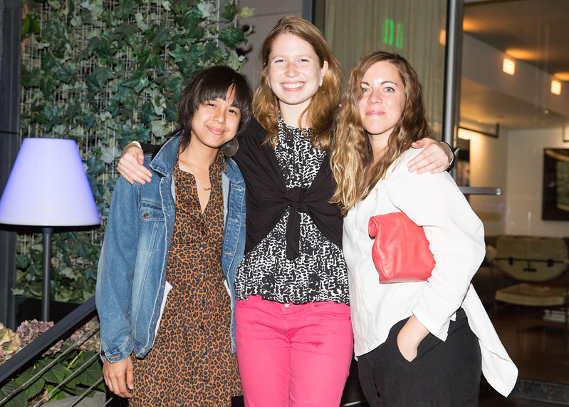 5D3_9499 Nadine Martinez, Polly Pemecho and Erin Sullivan