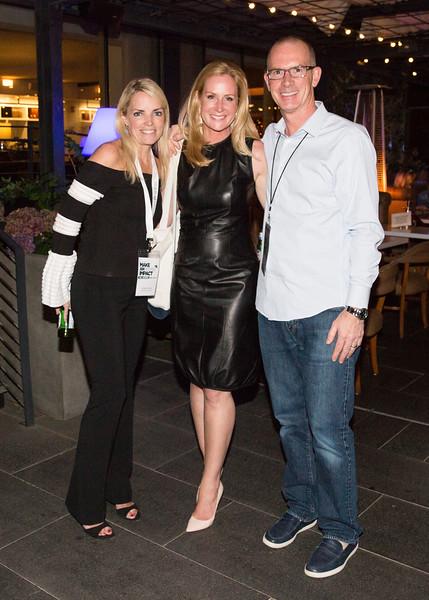 5D3_9473 Ginger Stickel, Colleen deVeer and Kevin Sneddon