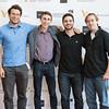 5D3_8501 Dylan Howlett, Seth Rubinroit, Eric Scatamacchia and Shawn Smith