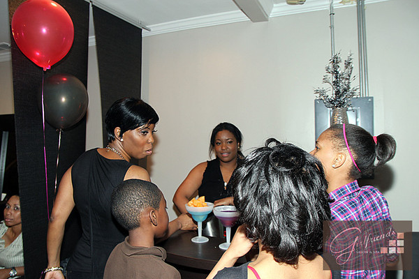 Girlfriends Salon and Spa 2 Grand Opening