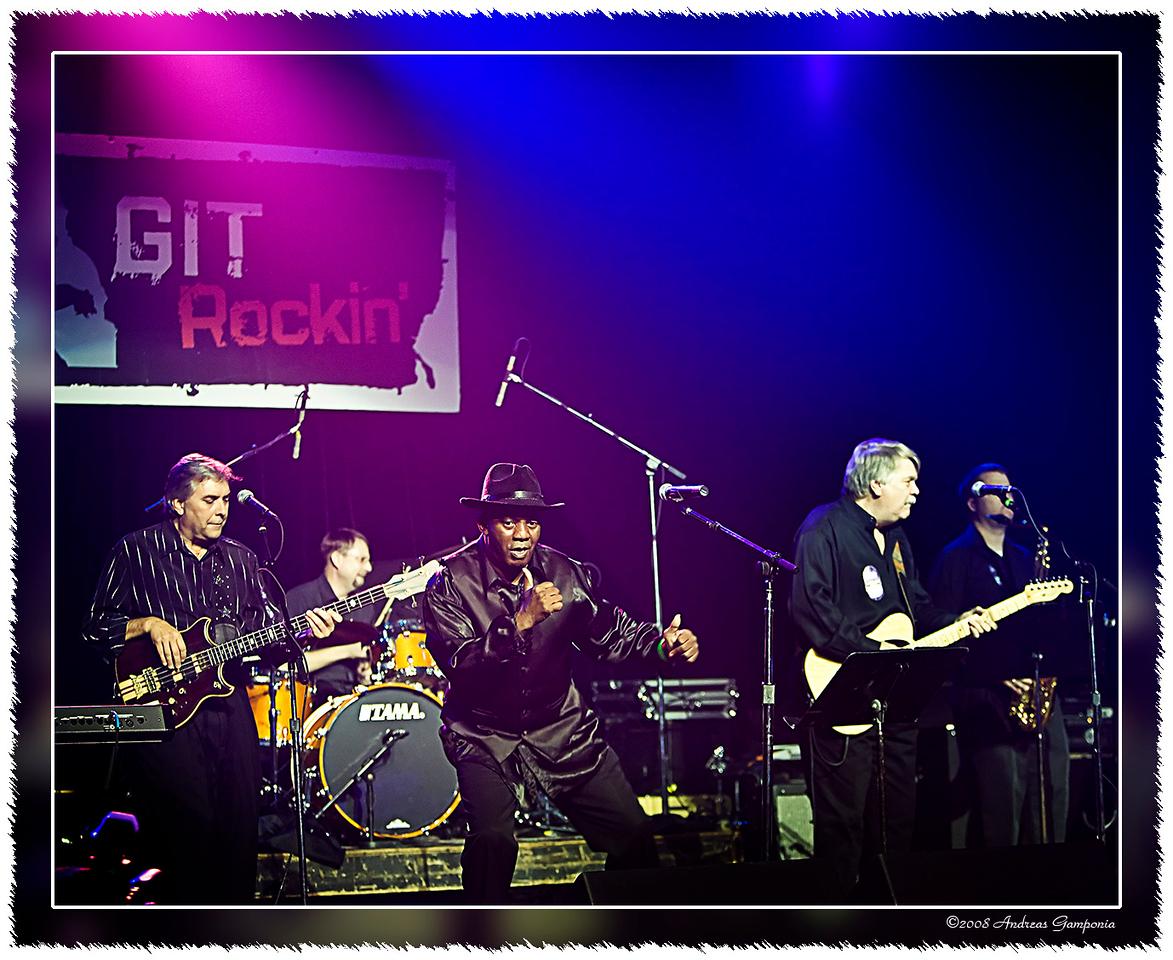 The Eddie Becker Band