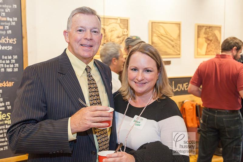 Gail Hamlin & Stephanie Gaiser of Campbell & Boyd Insurance