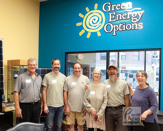 2019-08-21 BAH Green Energy Options