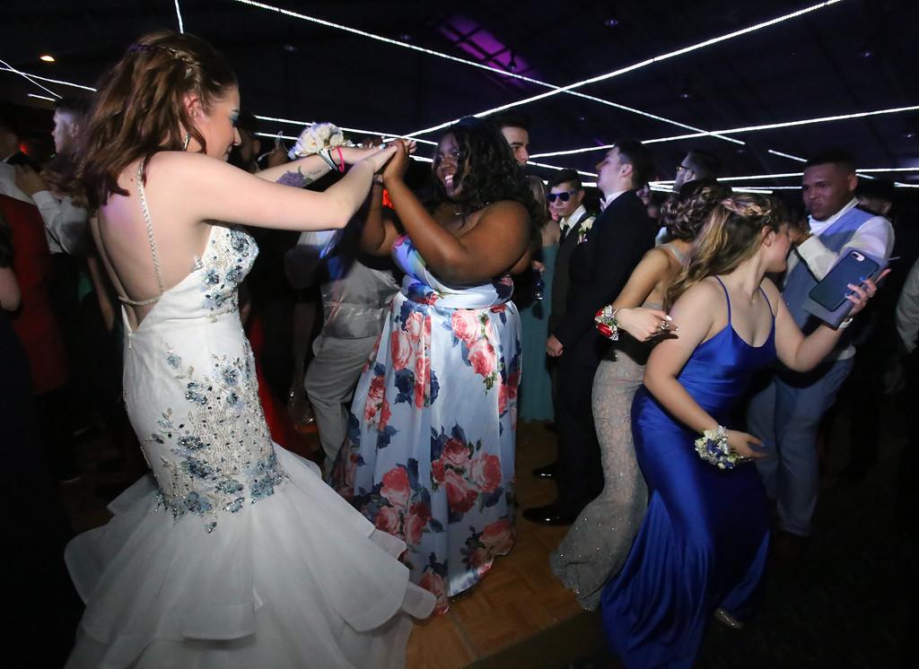 . Greater Lowell Tech prom.  (SUN/Julia Malakie)