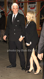 James Brolin, Barbara Streisand photo  by Rob Rich © 2013 robwayne1@aol.com 516-676-3939