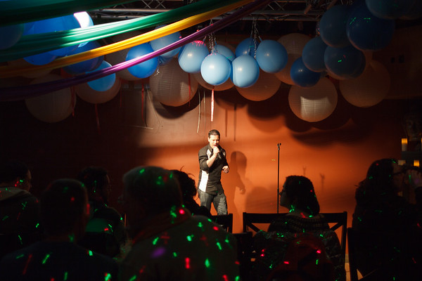 Karaoke at JAM Feb 2012
