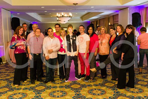 Pink Party 2012 @ Hotel Monaco