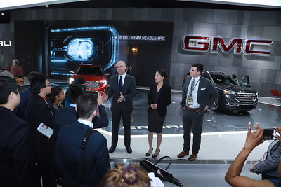 GM NAIAS - Steve 3