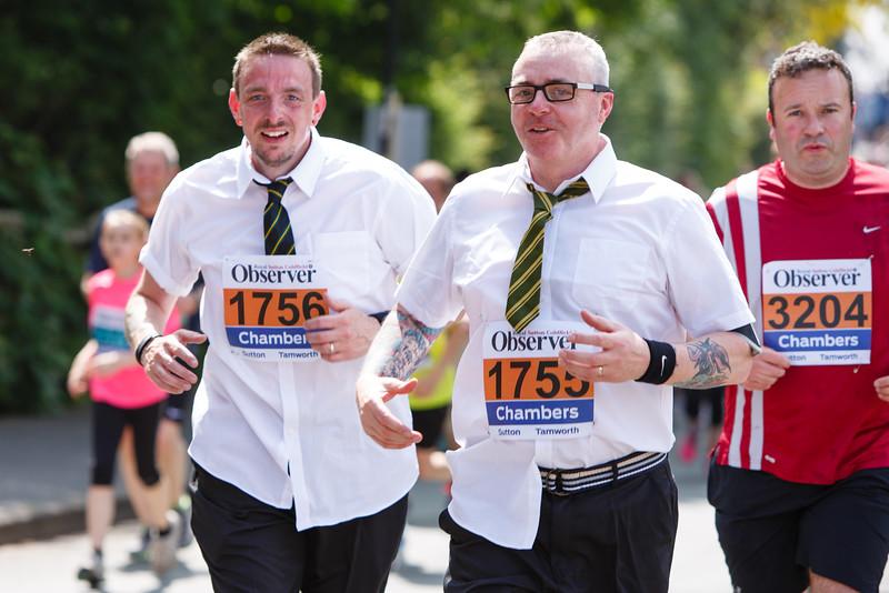 Great Midlands Fun Run - 2016