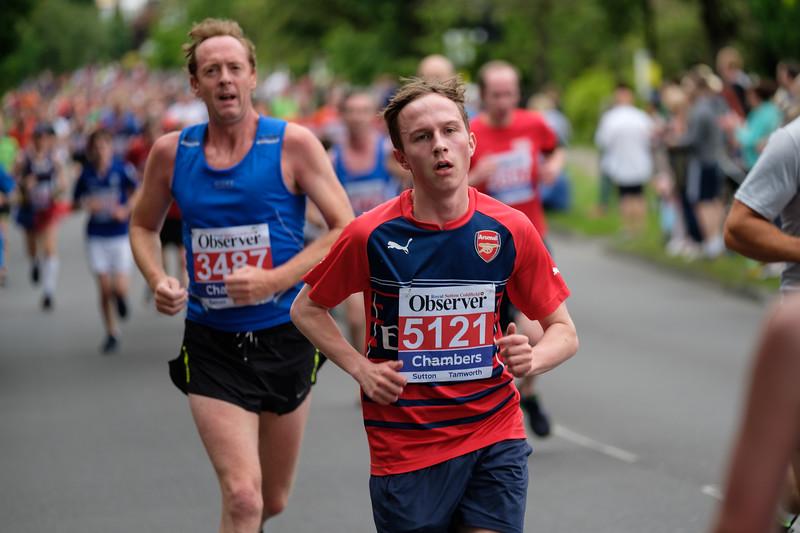Great Midlands Fun Run 2017