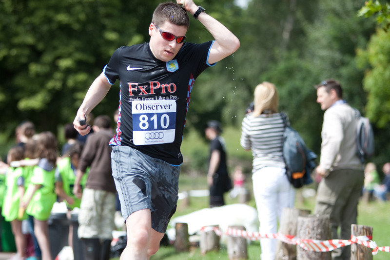 Great Midlands Fun Run - 2011