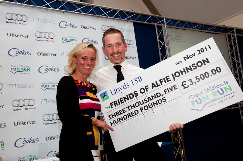 Great Midlands Fun Run Awards 2011