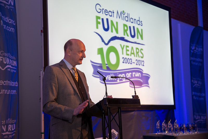 Great Midlands Fun Run Awards 2012