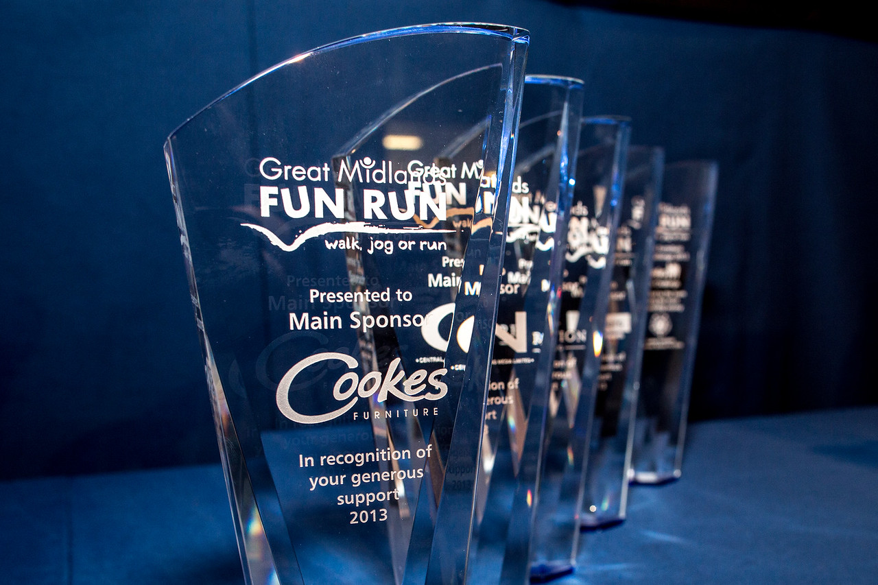 Great Midlands Fun Run Awards 2013