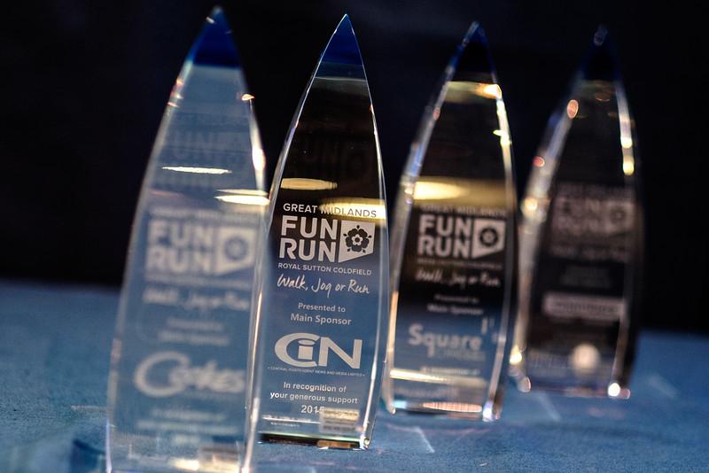 Great Midlands Fun Run Awards 2015