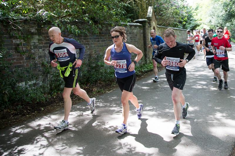 Great Midlands Fun Run 2013