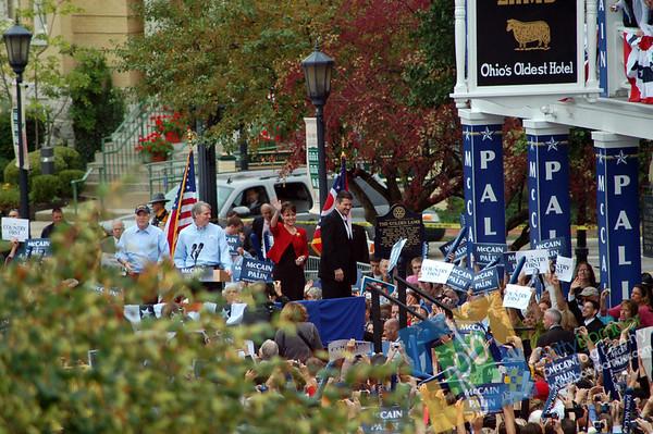 GOP Rally in Lebanon, Ohio