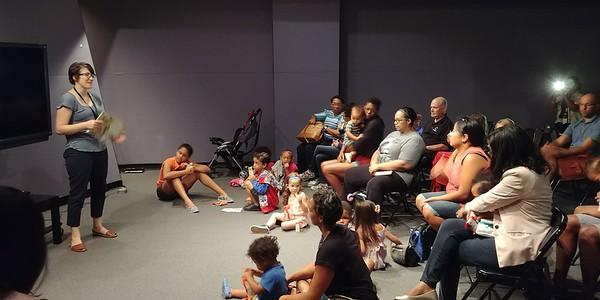 GPB Kids SuperWhy screening party 7/14/17