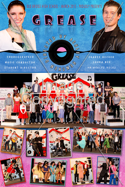 GREASE! OBHS