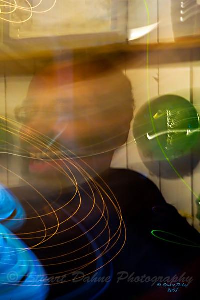 Venus and Jupiter revolve around the Universe of Harry