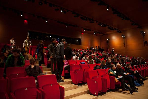 GSAPP Alumni Forum: Rise @ NYT Center
