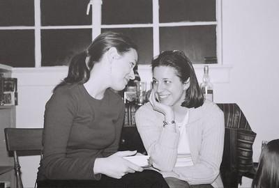 2003 Vagina Monologues Cast Party