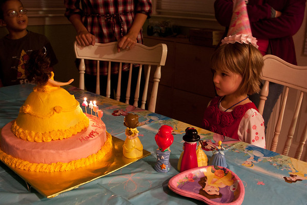 Gabbie's 4th Birthday