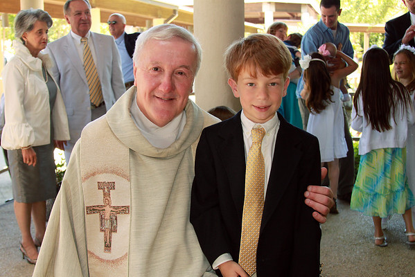 Gabe's First Communion. May 4, 2014