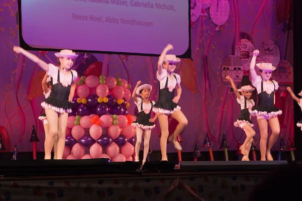 Gabriella Dance Recital 2015