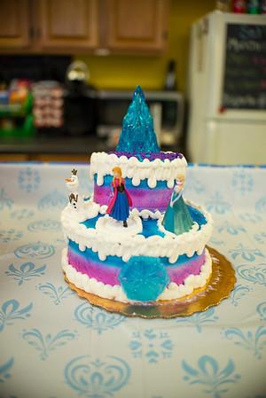 Gabriella's 3rd Birthday Party