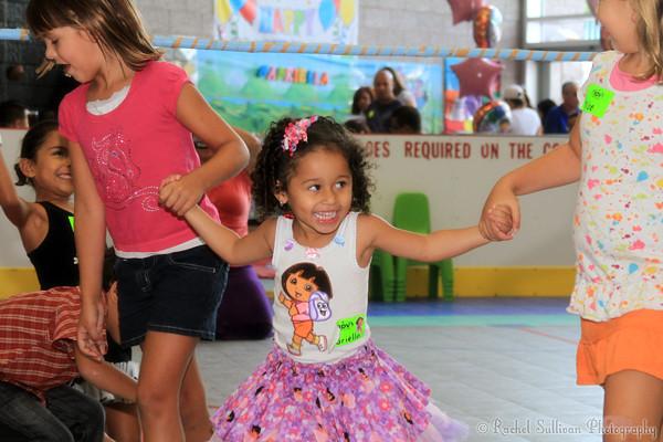 Gabriella's 3rd Birthday Bash