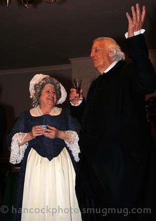 Gadsby's Tavern Birthnight Ball 2012