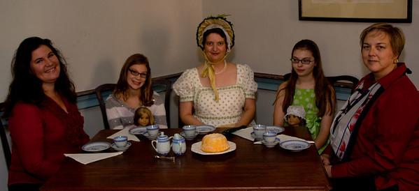 Madison Tea September 2012