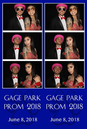 Gage Park Prom 2018