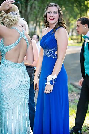 Gainesville High School Prom 2015