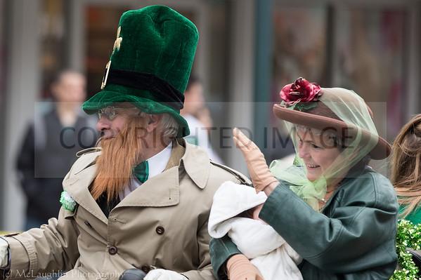 Gaithersburg St. Patrick's Day Parade