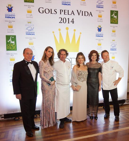 Gala Pequeno Príncipe 2014