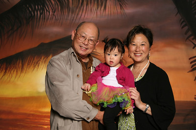 proud grandparents Photo by Greg Wong