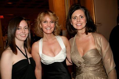 Tara Kelley, Laurie Kelley and Marianne Drysdale of Bayer