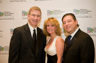 Les Lieberman, Laurie Kelley and Ron Iervolino
