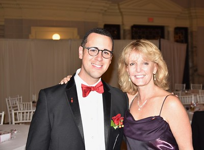 Laurie Kelley with Rich Pezzillo