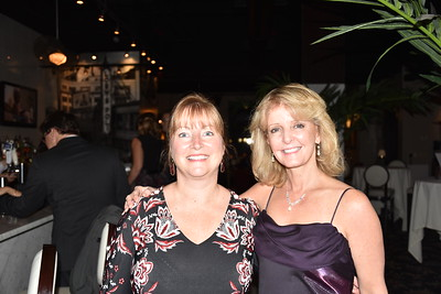 Laurie Kelley with Pam Mosesian