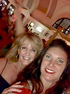 Laurie Kelley with Destinee DiPrima